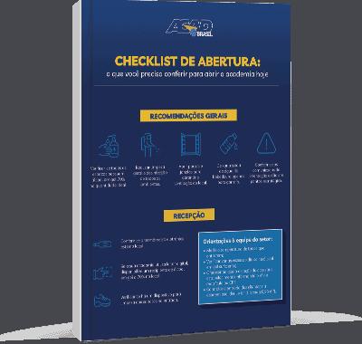 Checklist de abertura