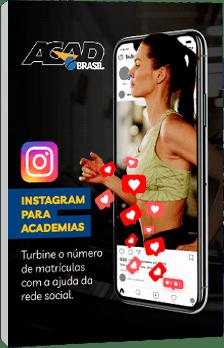 E-BOOK: Instagram para academias: